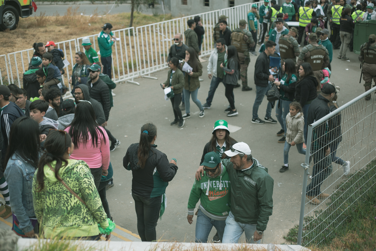 una fiesta verde